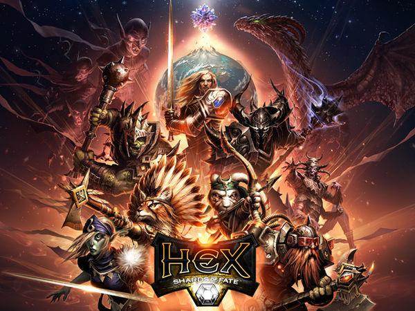 Bild zu Alle-Spiel HEX - Shards of Fate