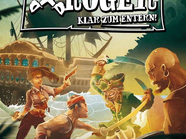 Jolly Roger: Klar zum Entern Bild 1
