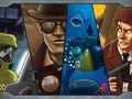 H.I.D.E.: Hidden Identity Dice Espionage Bild 1
