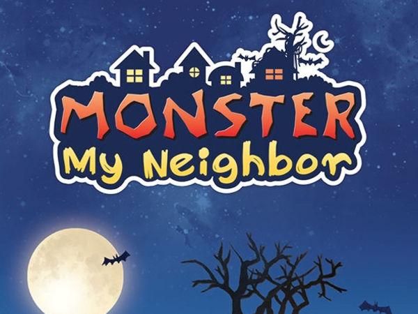 Bild zu Alle Brettspiele-Spiel Monster My Neighbor