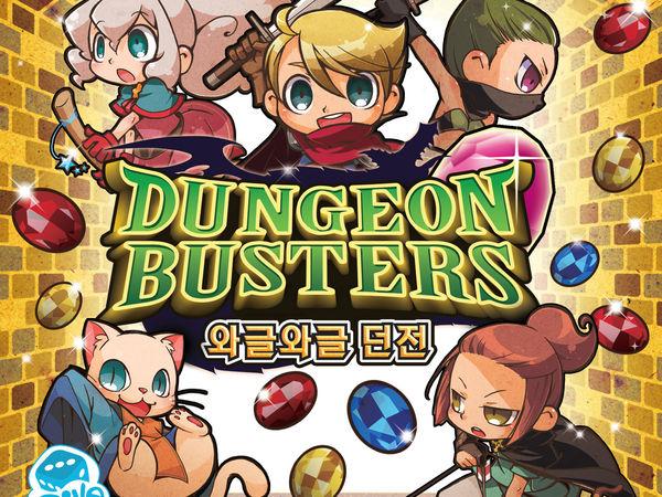 Bild zu Alle Brettspiele-Spiel Dungeon Busters