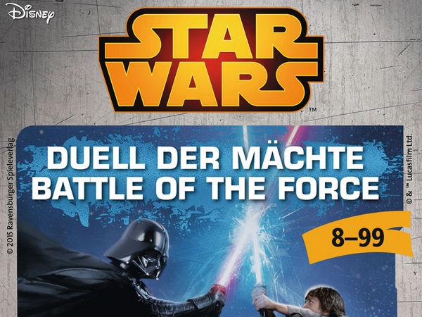 Bild zu Alle Brettspiele-Spiel Star Wars: Duell der Mächte
