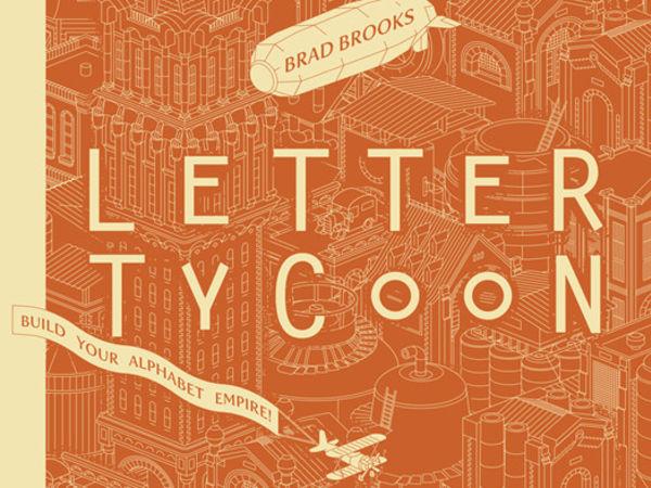 Bild zu Alle Brettspiele-Spiel Letter Tycoon