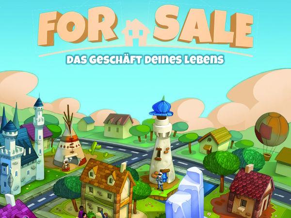 Bild zu Alle Brettspiele-Spiel For Sale: Das Geschäft deines Lebens