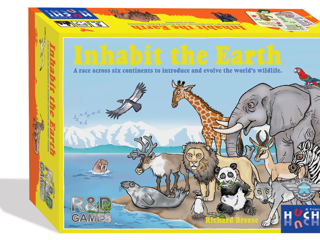 Inhabit the Earth Bild 1