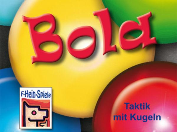 Bild zu Alle Brettspiele-Spiel Bola