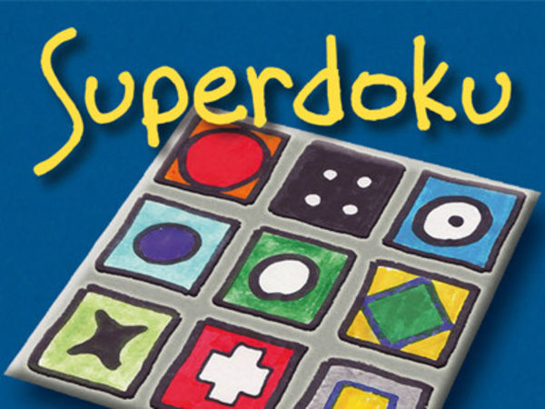 Bild zu Alle Brettspiele-Spiel Superdoku