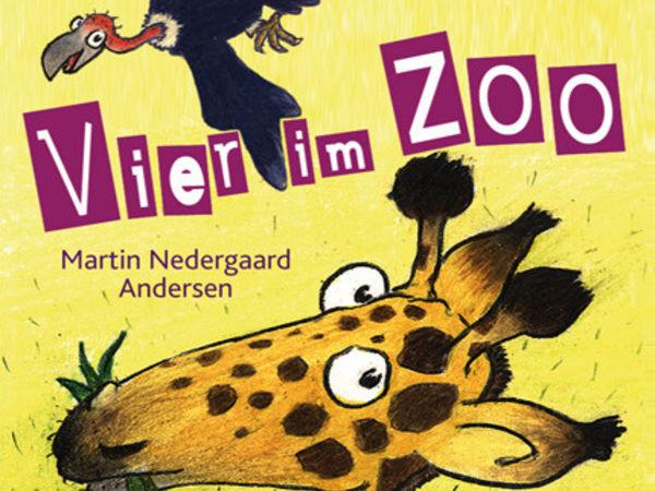 Bild zu Alle Brettspiele-Spiel Vier im Zoo