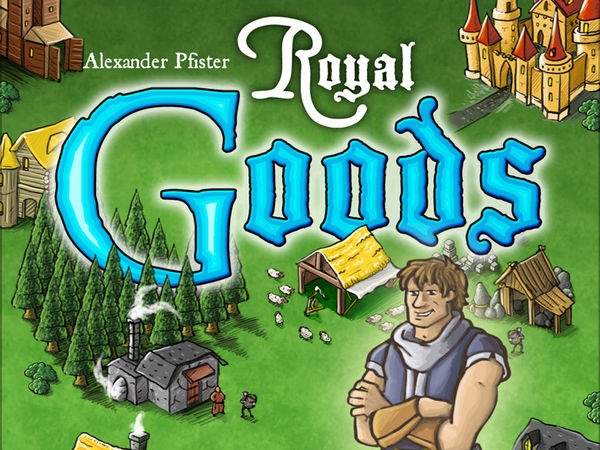 Bild zu Alle Brettspiele-Spiel Royal Goods