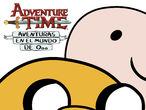 Vorschaubild zu Spiel Adventure Time: Adventures in the Land of Ooo