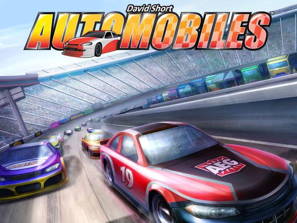 Bild zu Alle Brettspiele-Spiel Automobiles