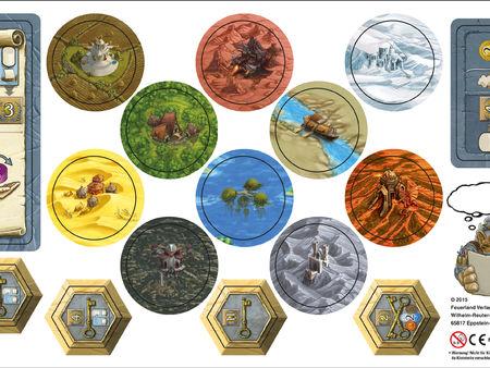 Terra Mystica: Erweiterungsbogen