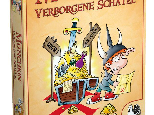 Munchkin: Verborgene Schätze Bild 1