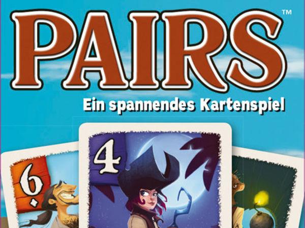 Bild zu Alle Brettspiele-Spiel Pairs: Kartenset Piraten