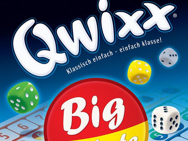 Bild zu Alle Brettspiele-Spiel Qwixx Big Points