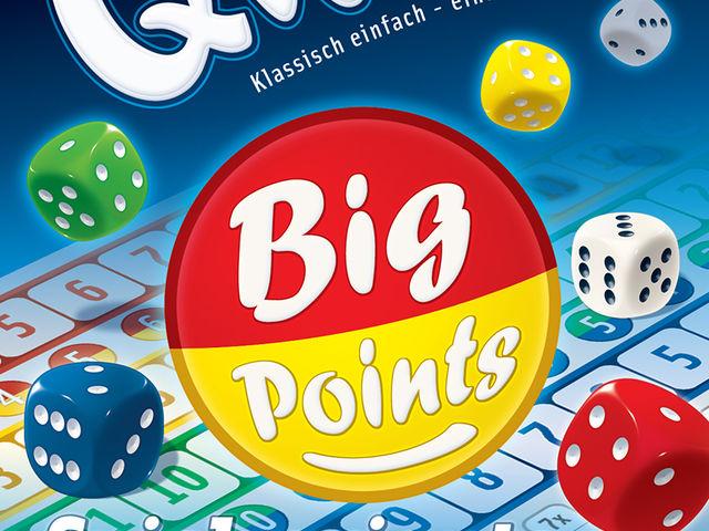 Qwixx Big Points Bild 1