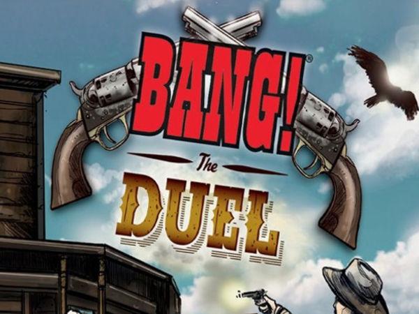 Bild zu Alle Brettspiele-Spiel Bang! The Duel