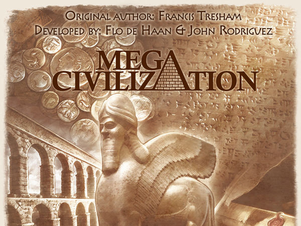 Bild zu Alle Brettspiele-Spiel Mega Civilization