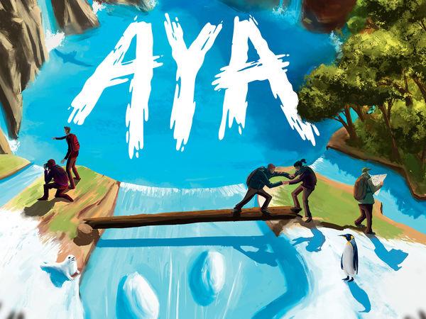 Bild zu Alle Brettspiele-Spiel Aya