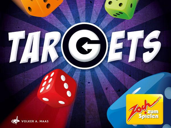 Bild zu Alle Brettspiele-Spiel Targets
