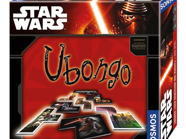 Ubongo: Star Wars - Das Erwachen der Macht Bild 1