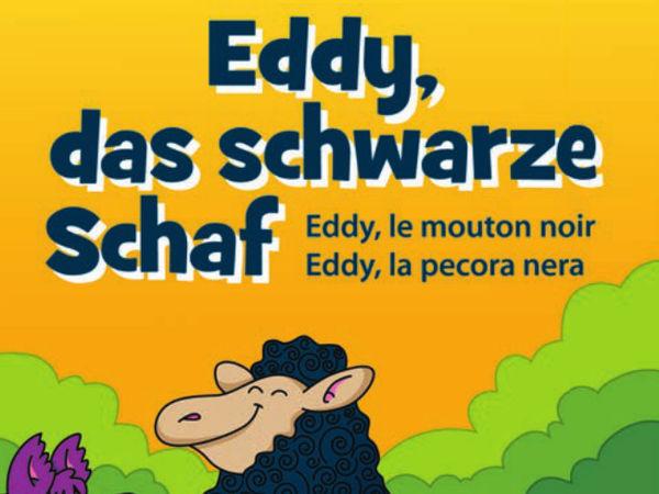 Bild zu Alle Brettspiele-Spiel Ene Mene Muh: Eddy, das schwarze Schaf