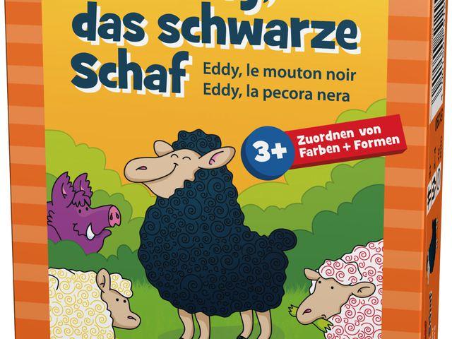 Ene Mene Muh: Eddy, das schwarze Schaf Bild 1