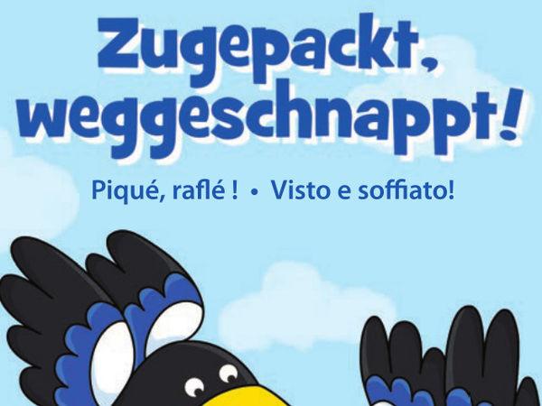 Bild zu Alle Brettspiele-Spiel Ene Mene Muh: Zugepackt, weggeschnappt!