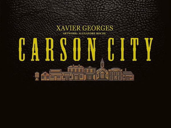 Bild zu Alle Brettspiele-Spiel Carson City: Big Box