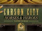 Vorschaubild zu Spiel Carson City: Horses & Heroes