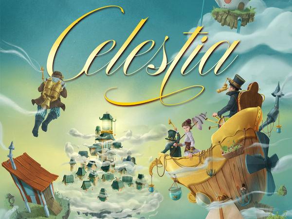 Bild zu Alle Brettspiele-Spiel Celestia