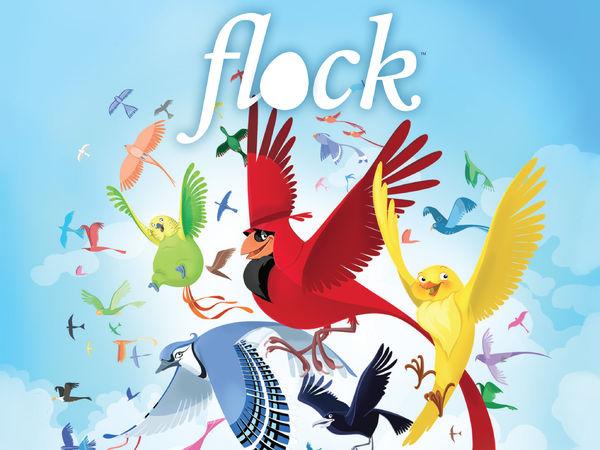 Bild zu Alle Brettspiele-Spiel Flock
