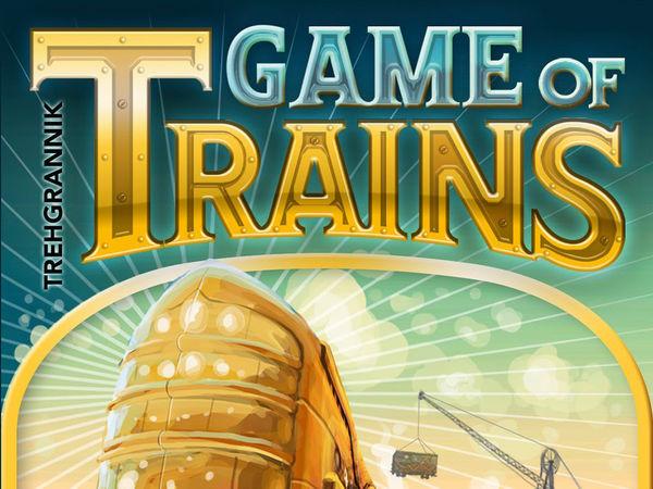 Bild zu Alle Brettspiele-Spiel Game of Trains