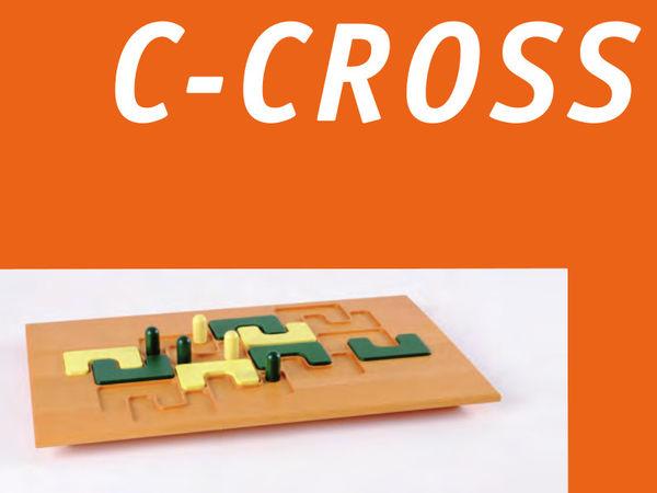 Bild zu Alle Brettspiele-Spiel C-Cross