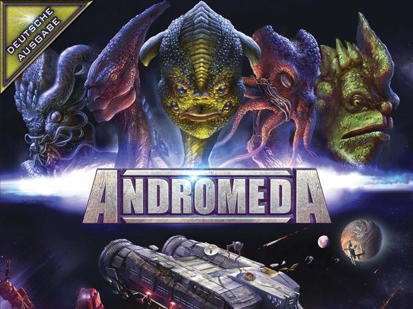 Bild zu Alle Brettspiele-Spiel Andromeda