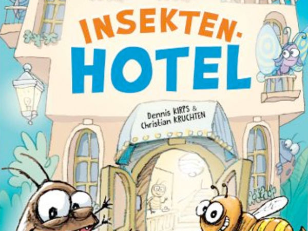 Bild zu Alle Brettspiele-Spiel Insekten Hotel