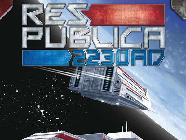 Bild zu Alle Brettspiele-Spiel Res Publica: 2230AD