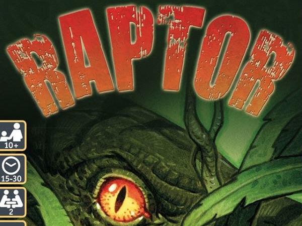 Bild zu Alle Brettspiele-Spiel Raptor