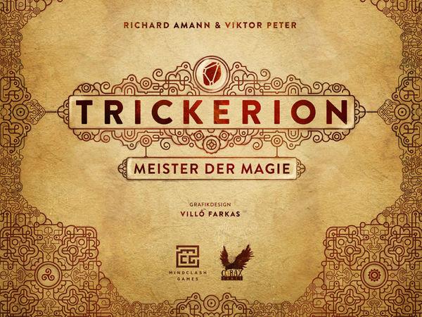 Bild zu Alle Brettspiele-Spiel Trickerion: Meister der Magie