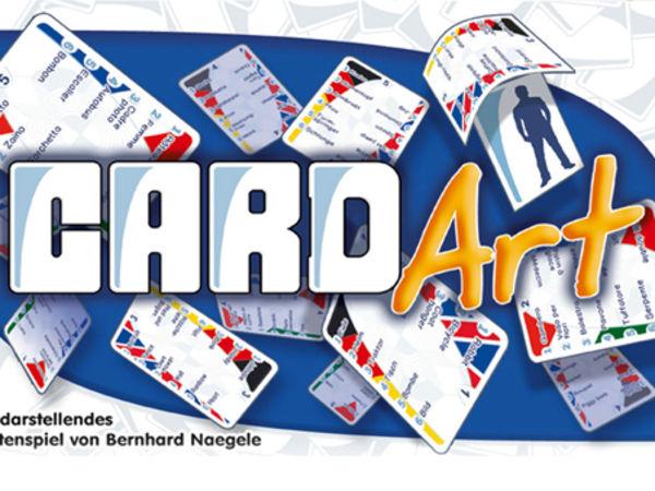 Bild zu Alle Brettspiele-Spiel Card-Art
