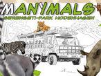 Vorschaubild zu Spiel Manimals: Serengeti-Park Hodenhagen