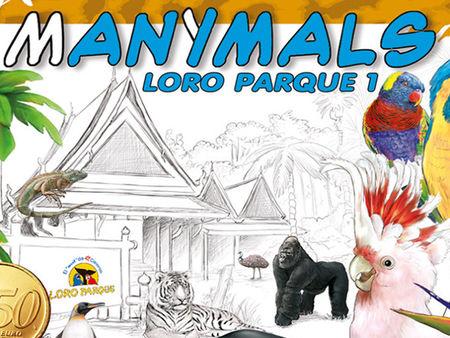 Manimals: Loro Parque Teneriffa