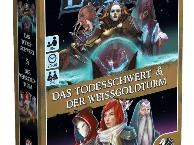 Lost Legacy: Todesschwert & Weißgoldturm Bild 1