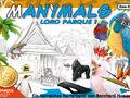 Manimals: Loro Parque Teneriffa Bild 1