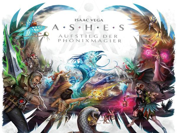 Bild zu Alle Brettspiele-Spiel Ashes: Aufstieg der Phönixmagier