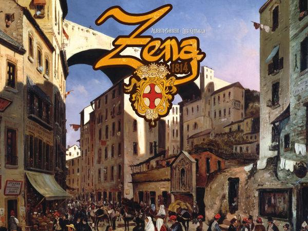 Bild zu Alle Brettspiele-Spiel Zena 1814