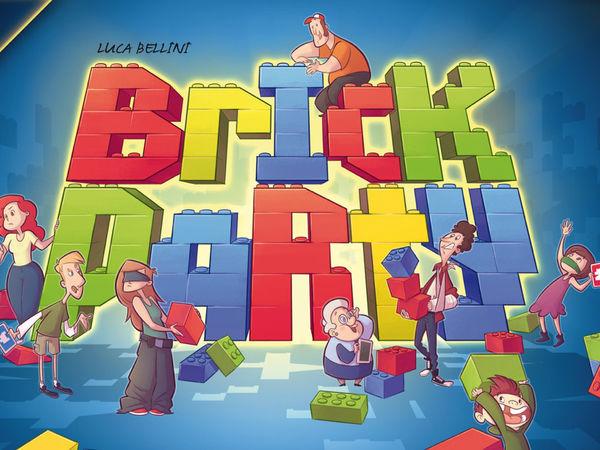 Bild zu Alle Brettspiele-Spiel Brick Party
