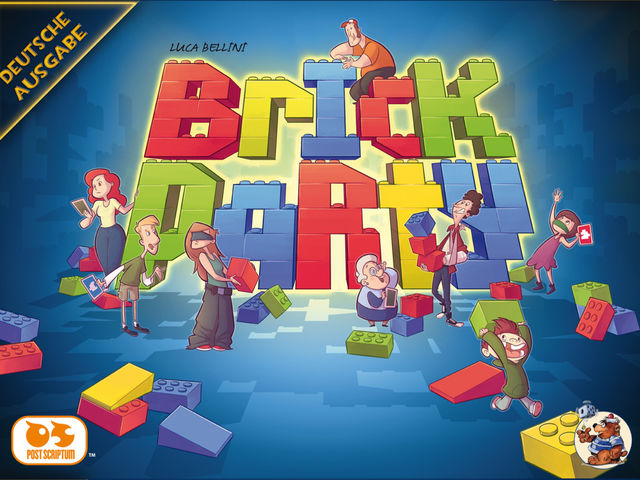 Brick Party Bild 1