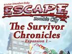 Vorschaubild zu Spiel Escape: Zombie City - The Survivor Chronicles