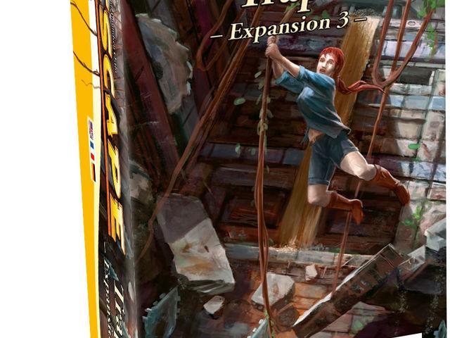 Escape: Erweiterung 3 - Traps Bild 1
